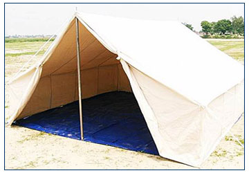 Cotton Canvas Tents are single / double fly tents made out of waterproof canvas cloth. The outer fly extends beyond the inner fly on two sides and hoods are ... & Cotton Canvas Tents Tarpaulins Tents Vehicle Tents Epip Tent ...